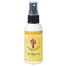 Oil Blend for Softer Hair, 59,1 ml